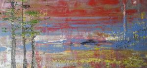 Schilderij van Ellen van der Wal